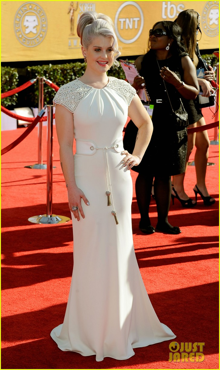 kelly osbourne sag awards 2012 01