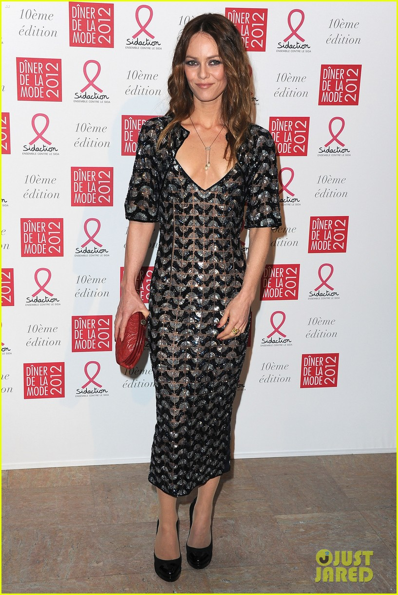 vanessa paradis sidaction dinner 02