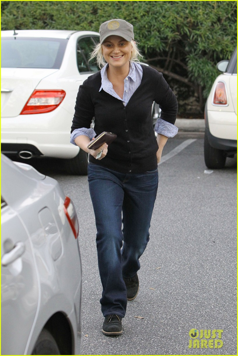 amy poehler abel arnett shopping 08
