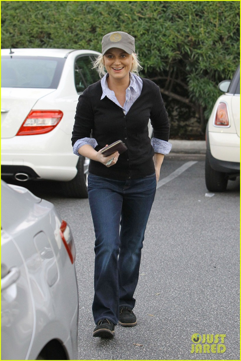 amy poehler abel arnett shopping 11