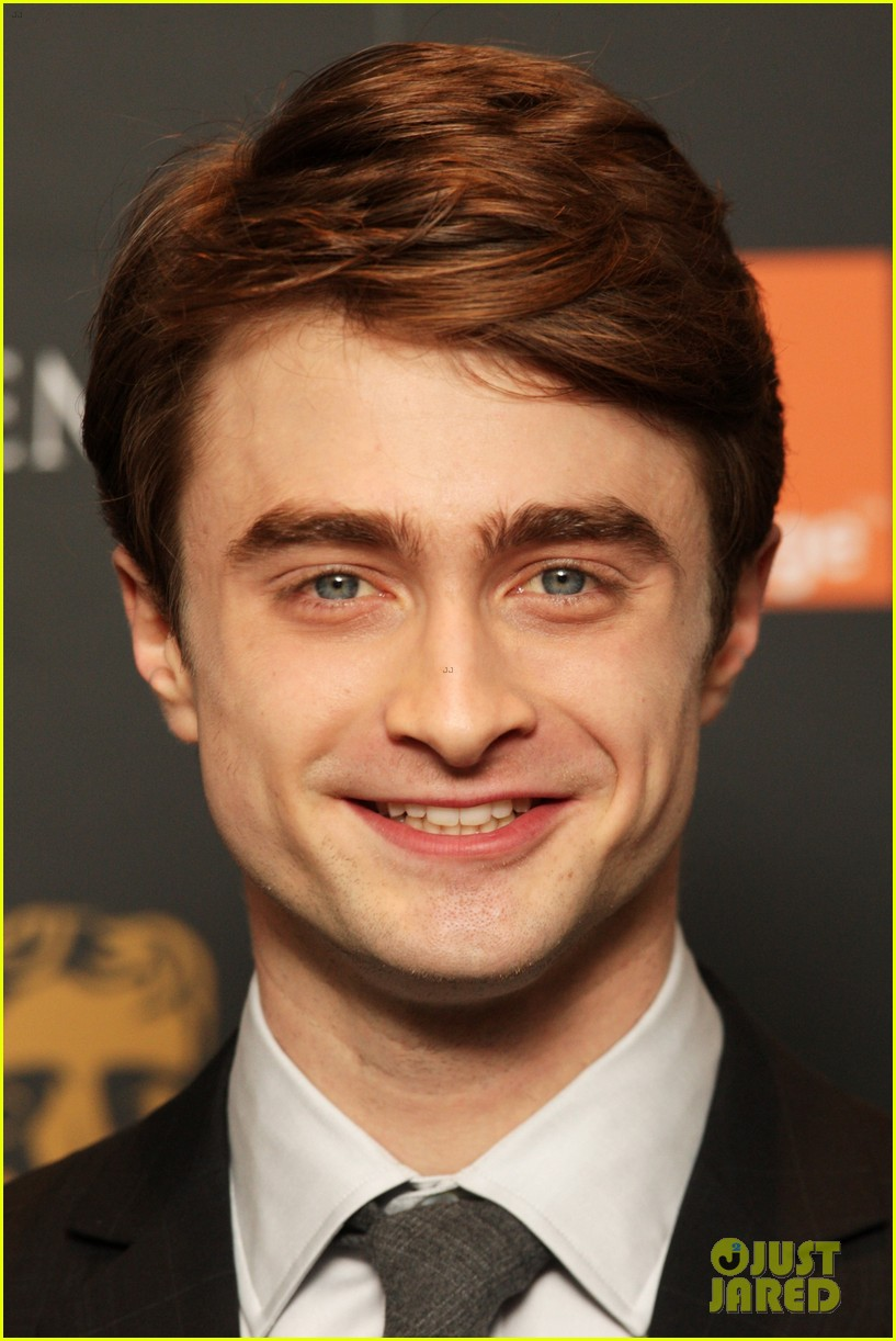 Daniel Radcliffe 2012 Bafta Nominations Revealed Photo 2619021