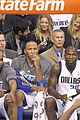 leann rimes dallas mavericks game 05