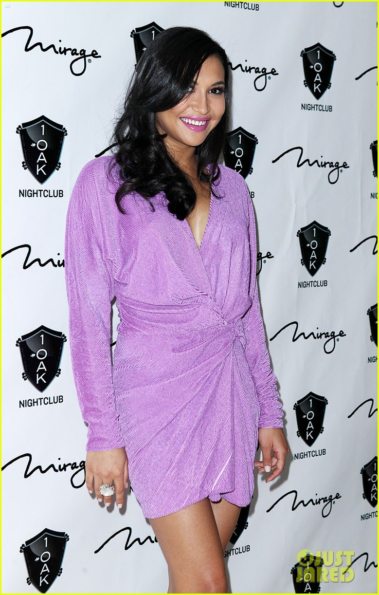 naya rivera birthday 1 oak 18