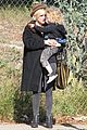 ashlee simpson vincent piazza park playtime with bronx 06