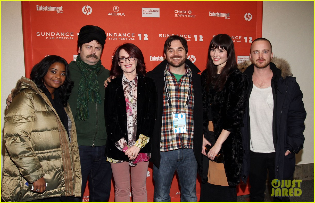 octavia spencer aaron paul smashed sundance premiere 022621445