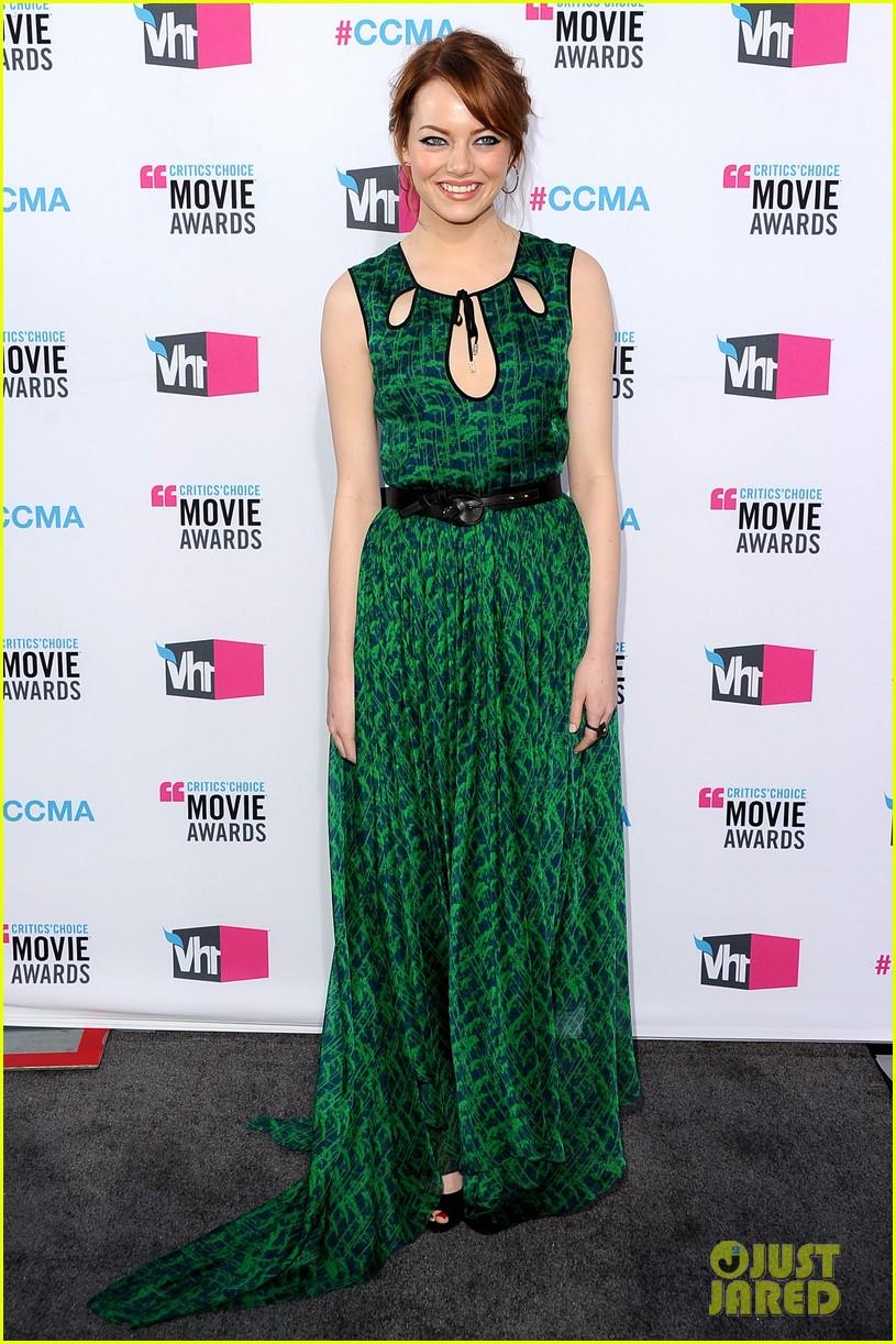emma stone 2012 critics choice awards 042617078