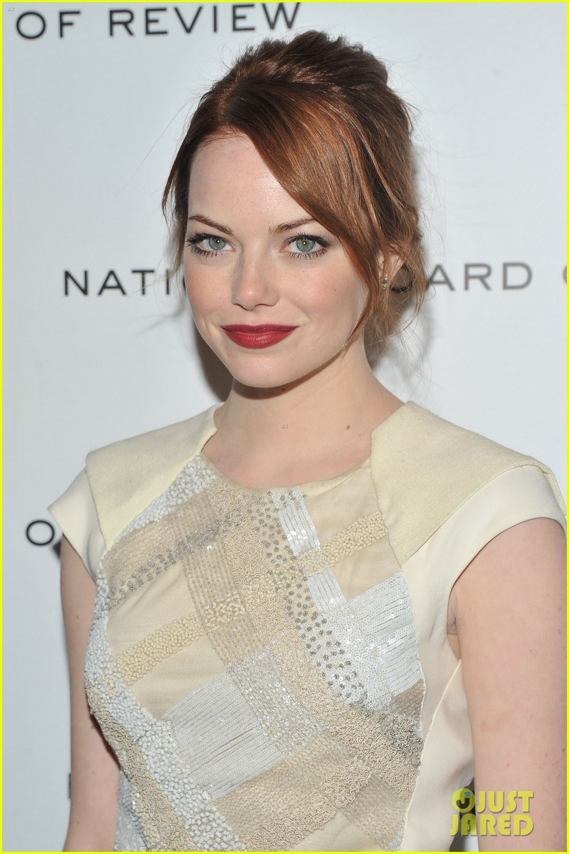 emma stone jessica chastain national board review 062616221