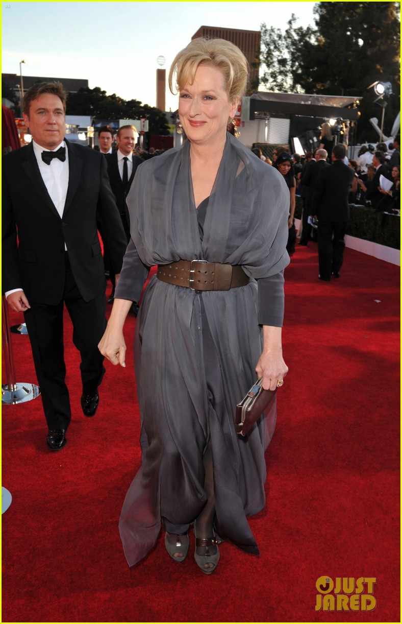 meryl streep glenn close sag awards 2012 03