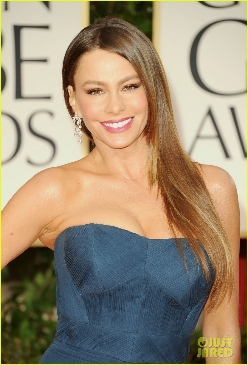 sofia vergara golden globes 02