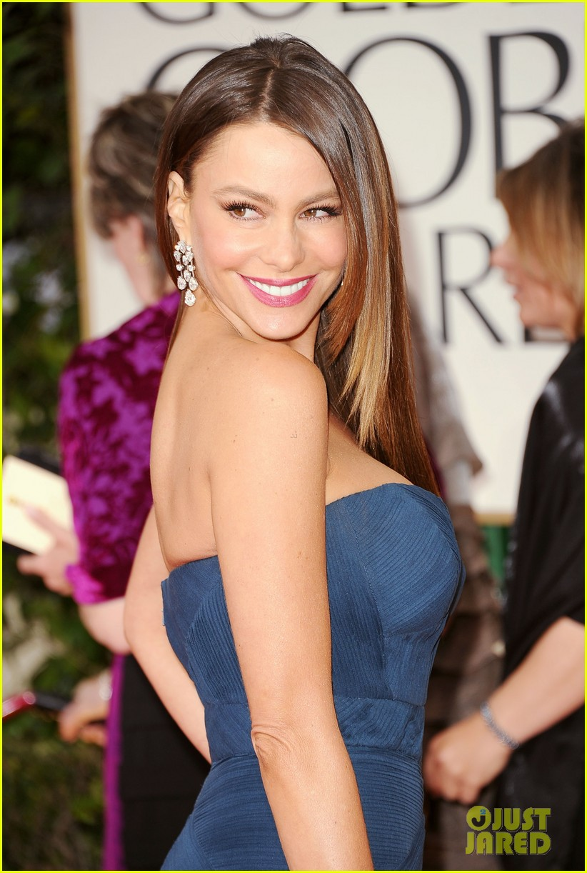sofia vergara golden globes 042618394