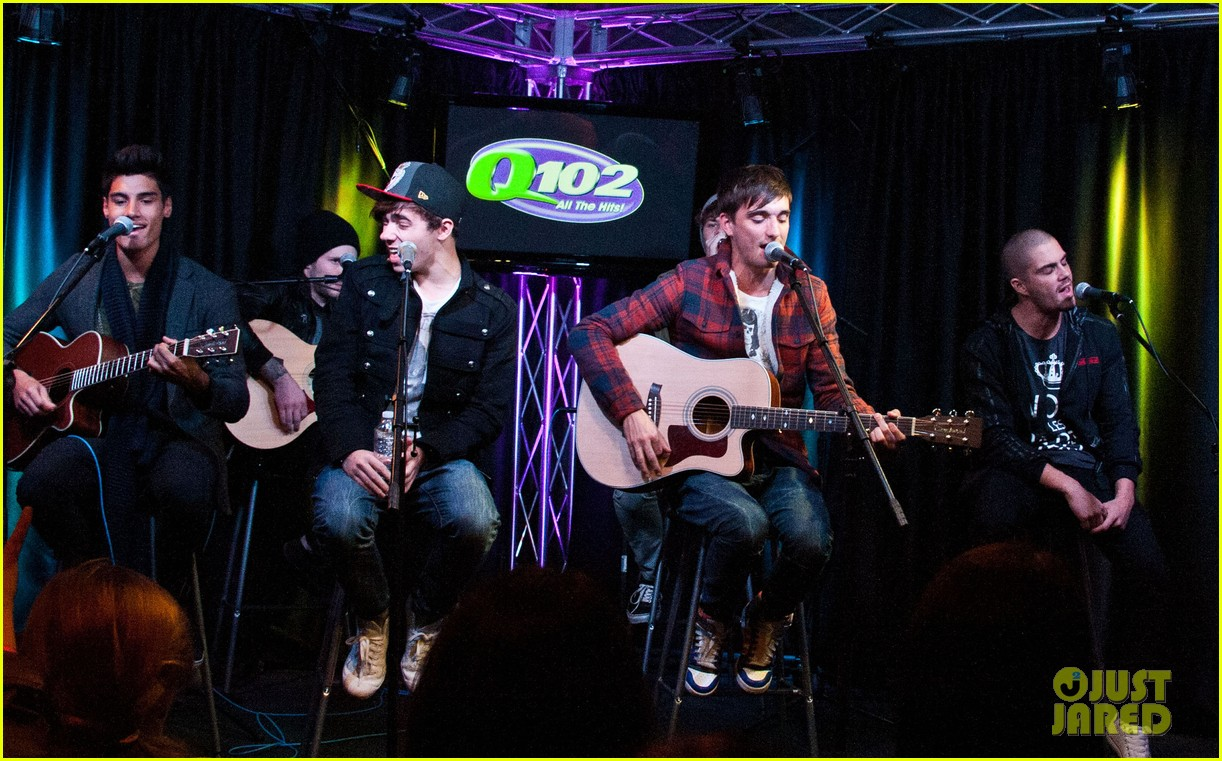 the wanted q102 04