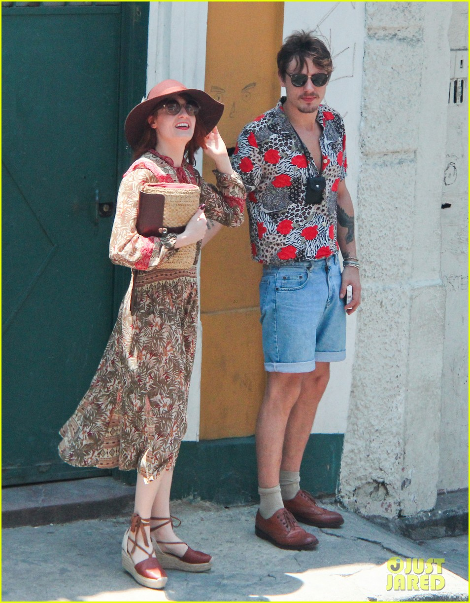 florence welch hits the beach with new boyfriend 322620140
