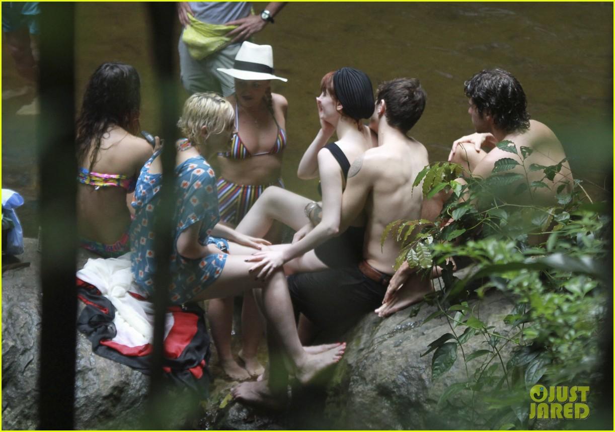 florence welch bikini brazil 06