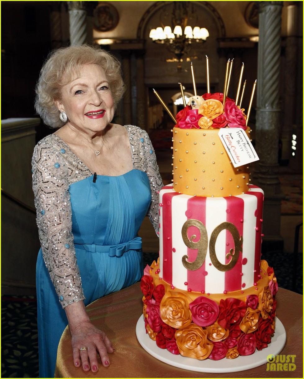 Betty White 90th Birthday Celebration