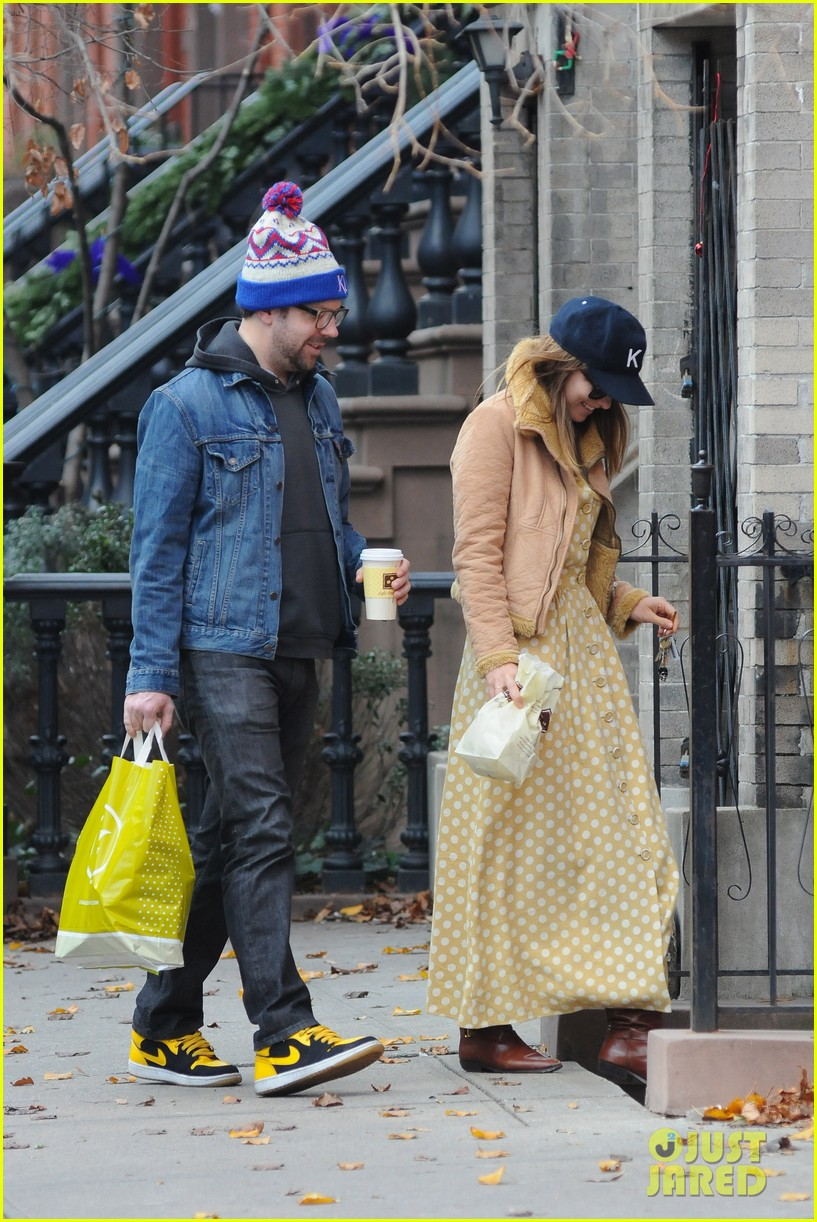 olivia wilde jason sudeikis afternoon take out 012614148
