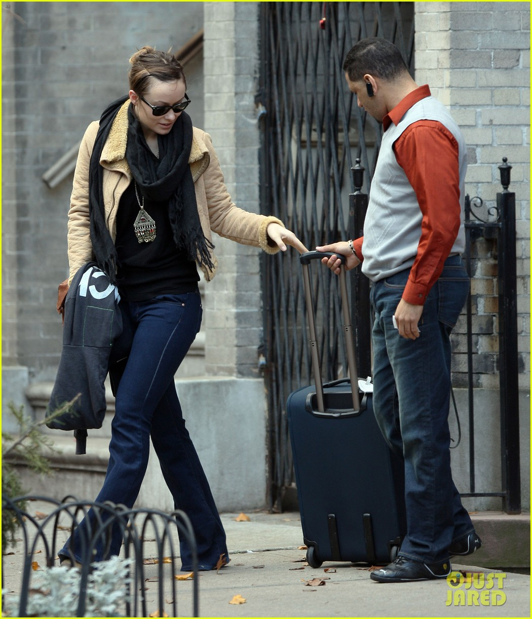 olivia wilde jason sudeikis afternoon take out 022614149