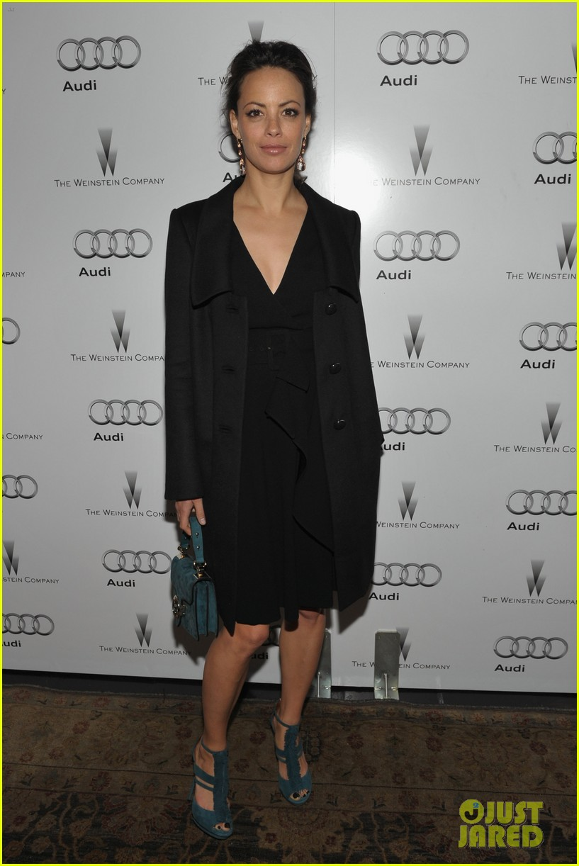 michelle williams bradley cooper weinstein party 02