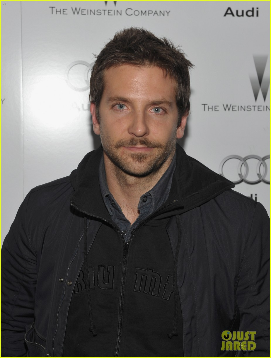 michelle williams bradley cooper weinstein party 08