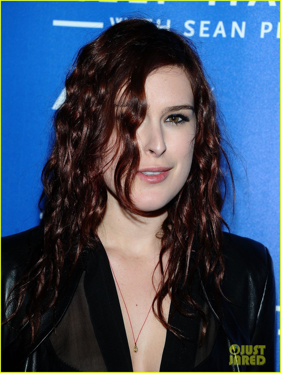 demi moore rumer willis haiti benefit 12