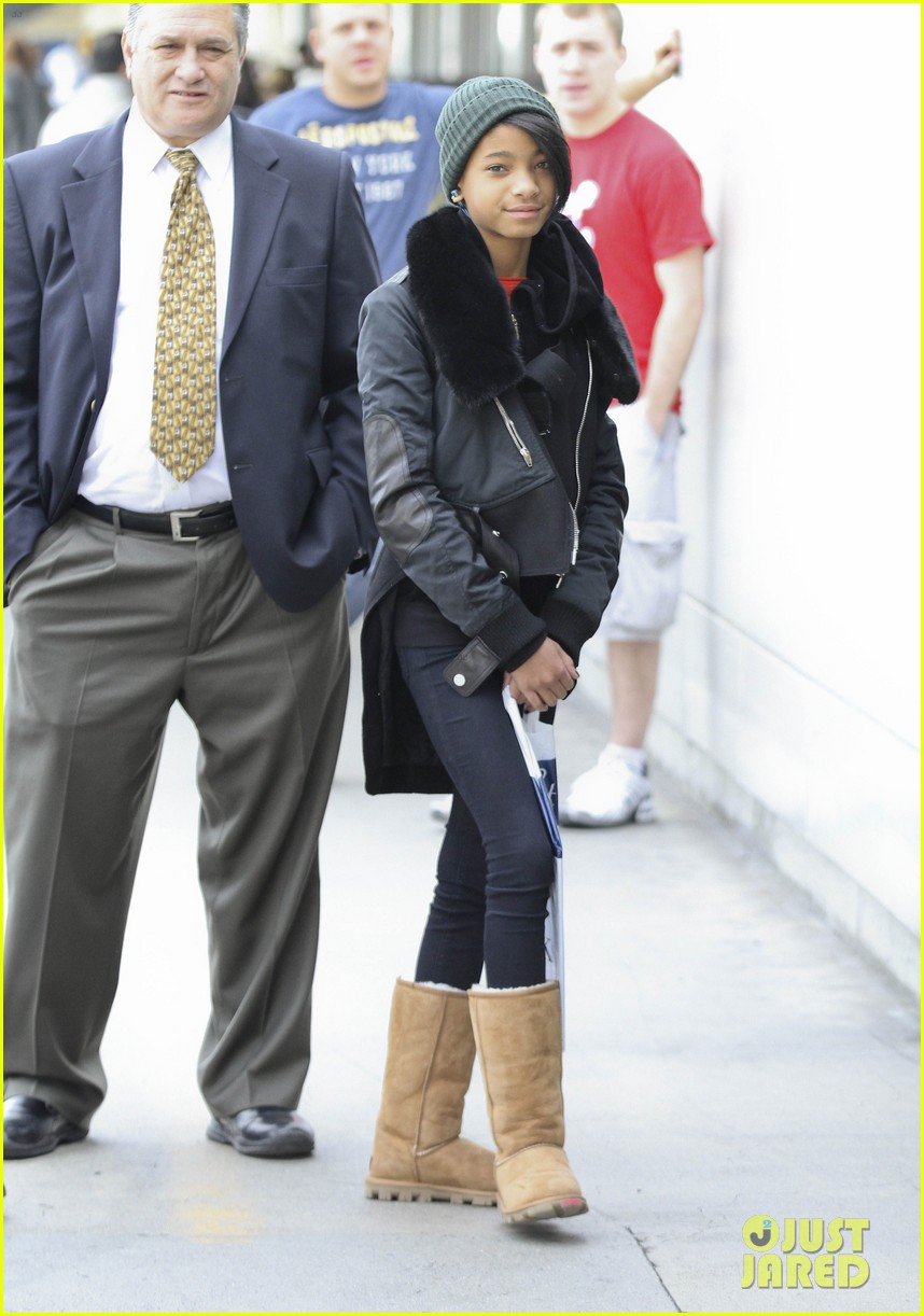 willow smith beanie n boots 012618953