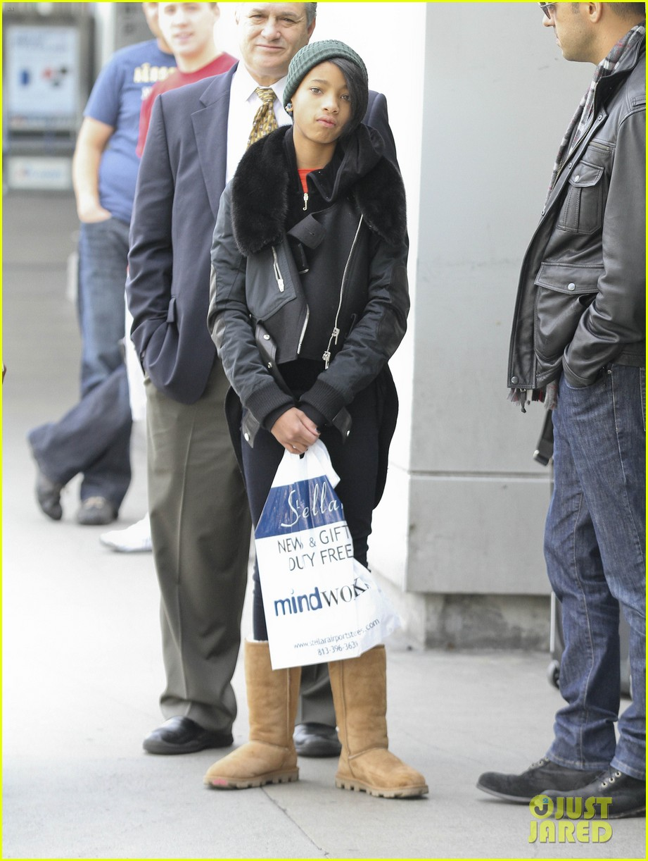 willow smith beanie n boots 072618959
