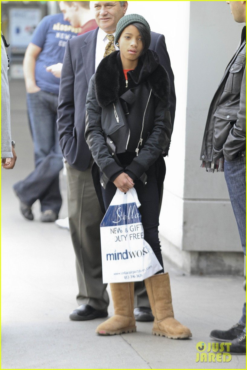 willow smith beanie n boots 102618962