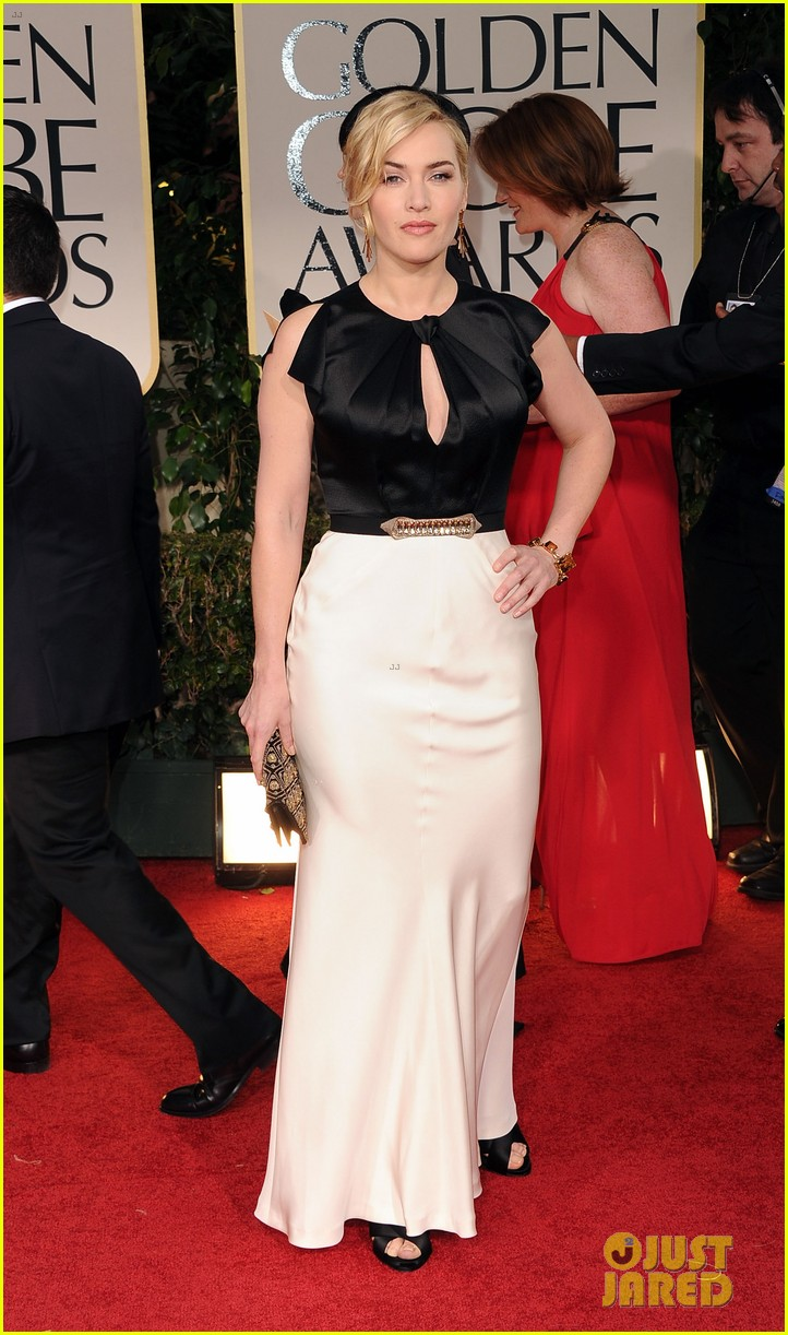 kate winslet golden globes 2012 01