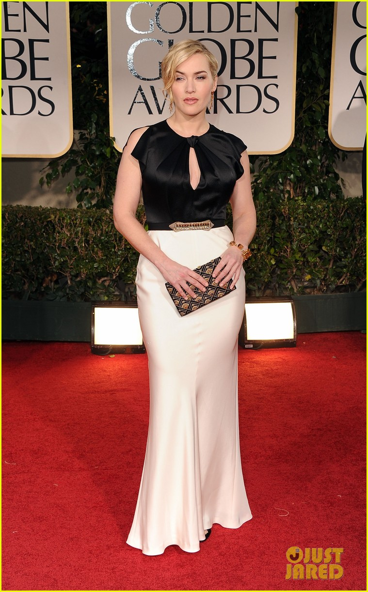 kate winslet golden globes 2012 03