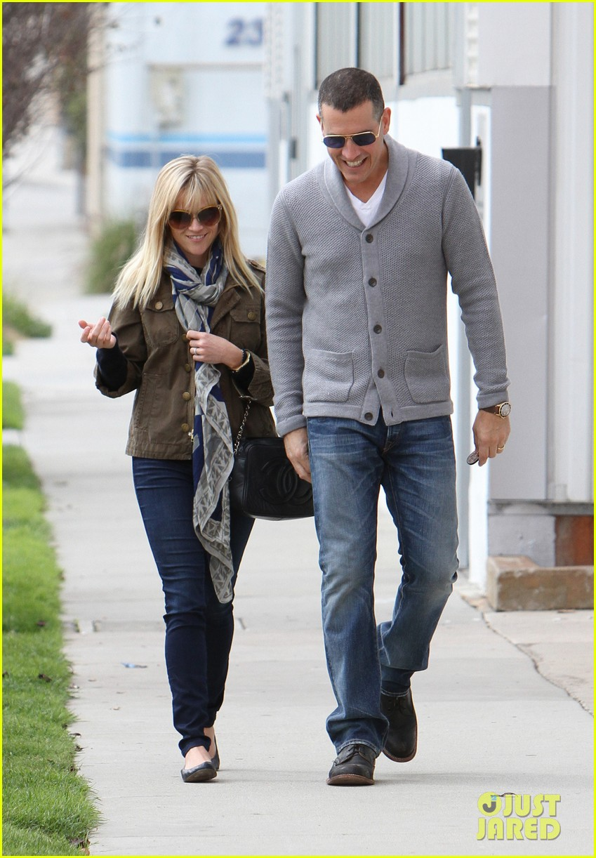 reese witherspoon jim toth sunday church 032620940