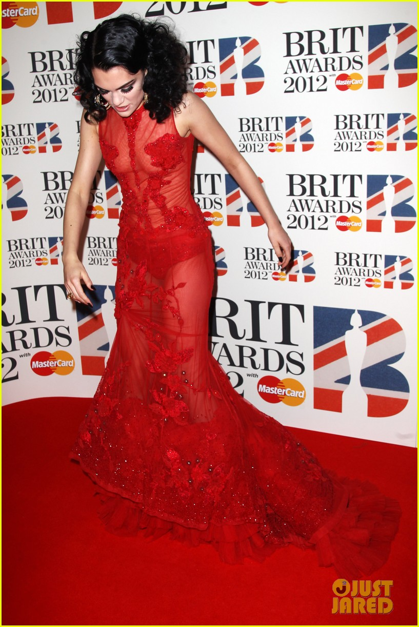 adele brits red carpet mr hudson jessie j 102631539