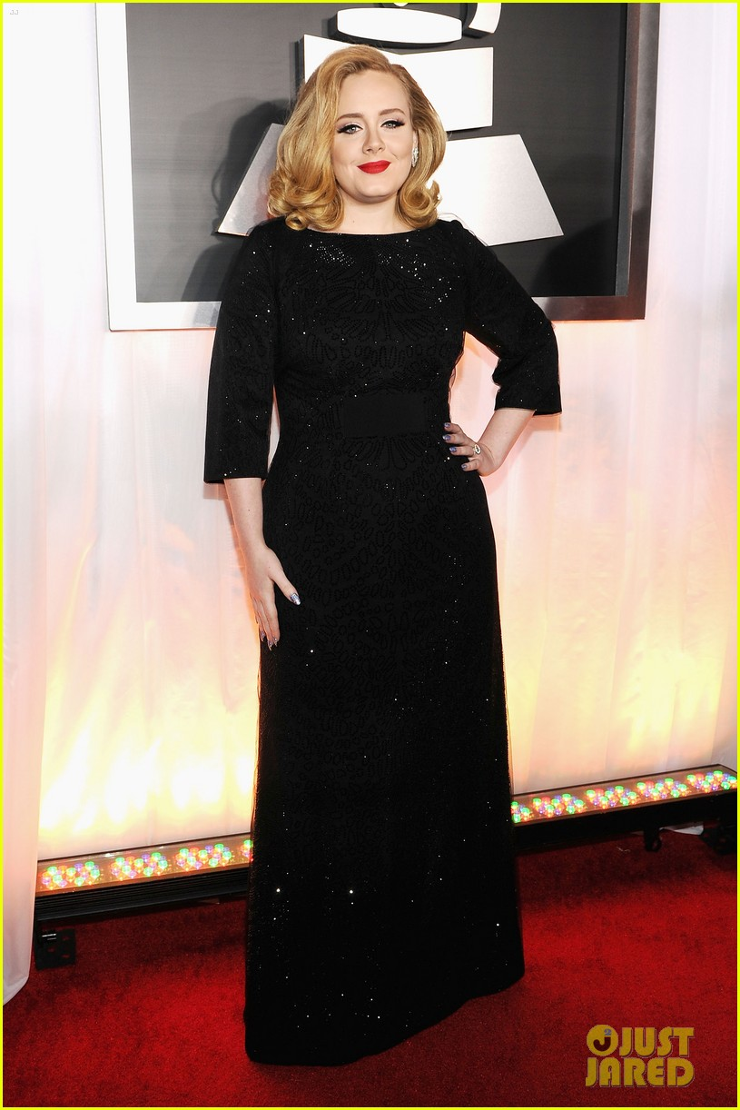 adele grammy awards 2012 012628162