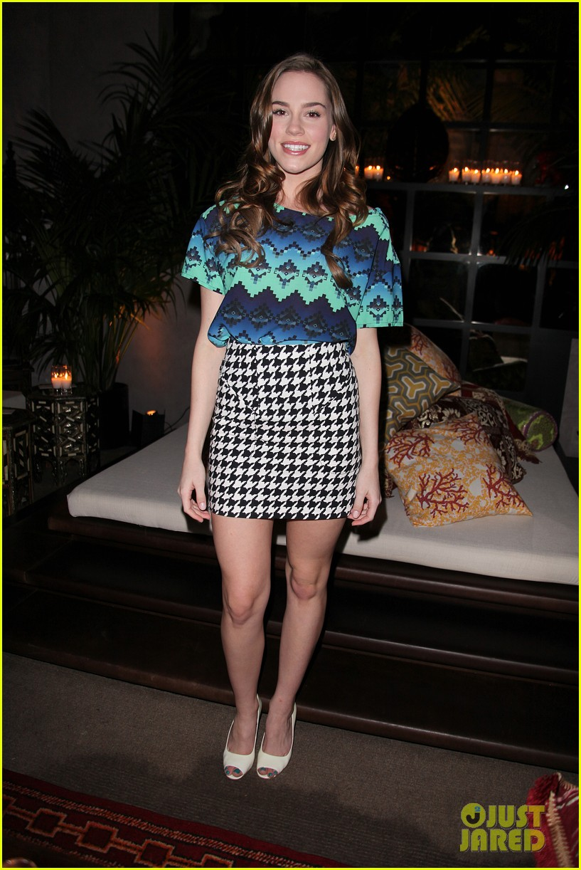 dianna agron lily collins marni for hm 042630295