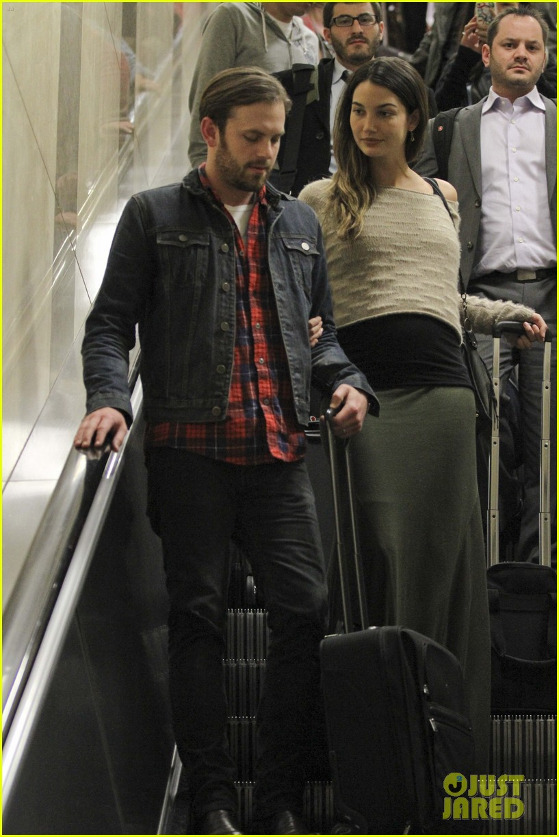 caleb followill pregnant lily aldridge lax 11