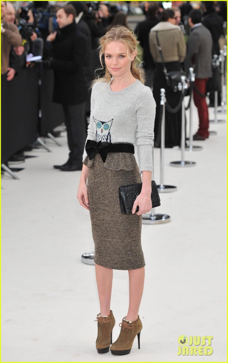 kate bosworth london fashion week rosie huntington whiteley 01