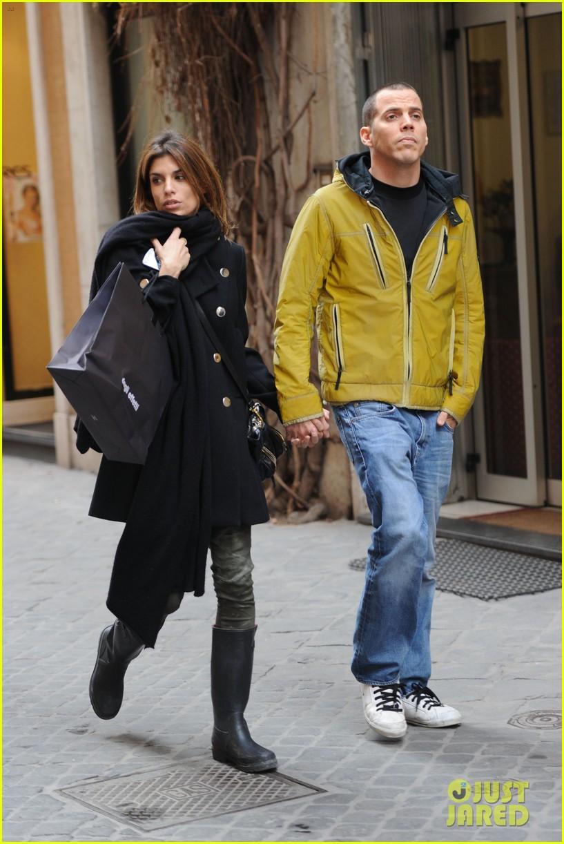 elisabetta canalis steve o romance in rome 012630494