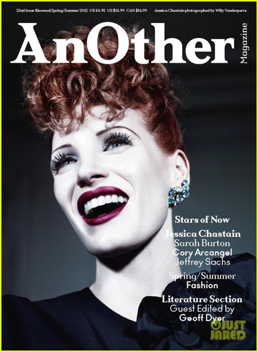 jessica chastain another magazine 012627412