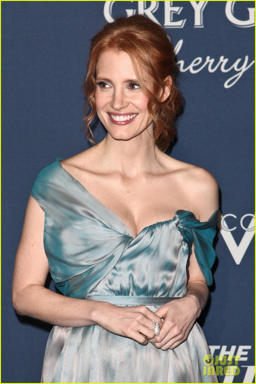 jessica chastain thrs nominees night 2012 012632429