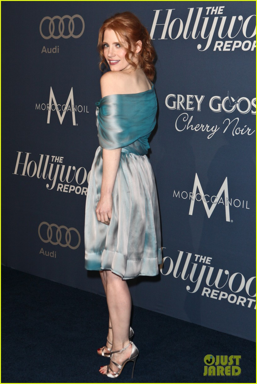 jessica chastain thrs nominees night 2012 022632430
