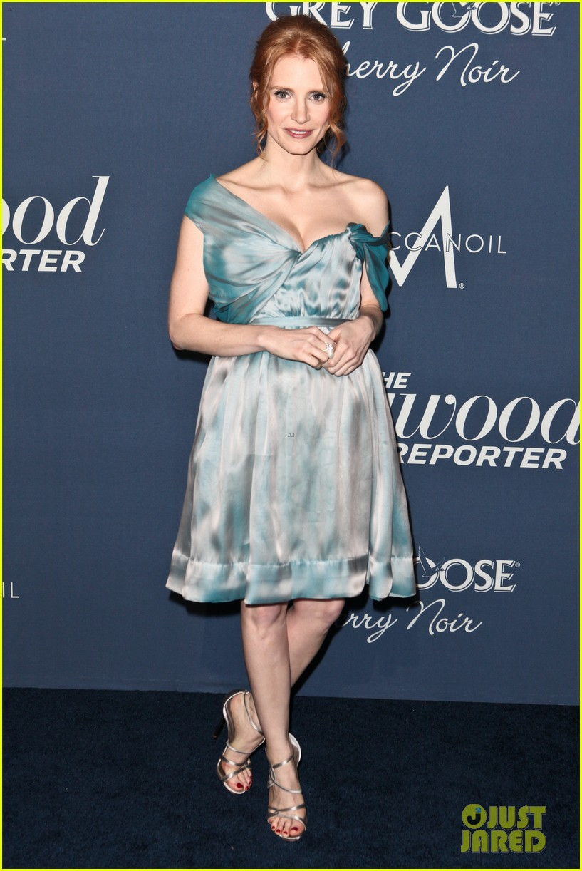 jessica chastain thrs nominees night 2012 082632436
