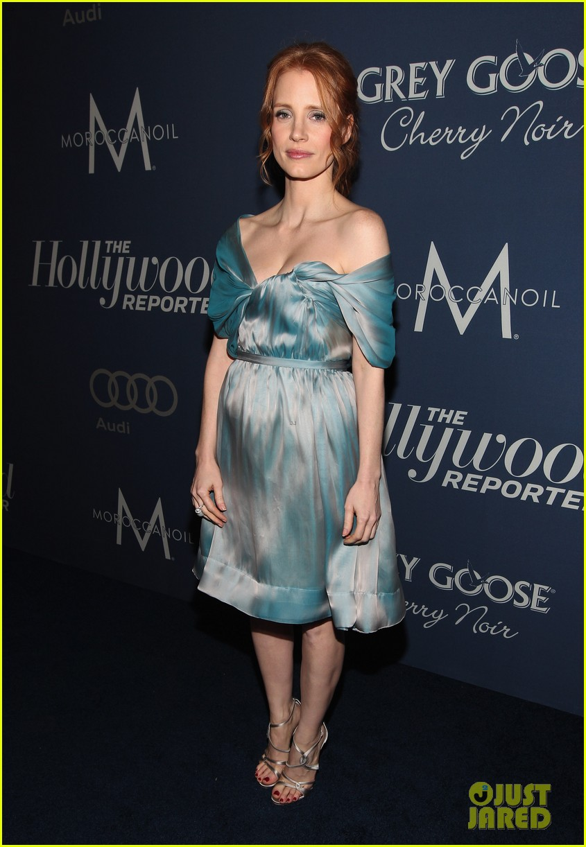 jessica chastain thrs nominees night 2012 142632442