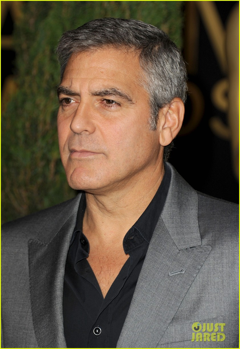 george clooney jonah hill academy awards nomination luncheon 07