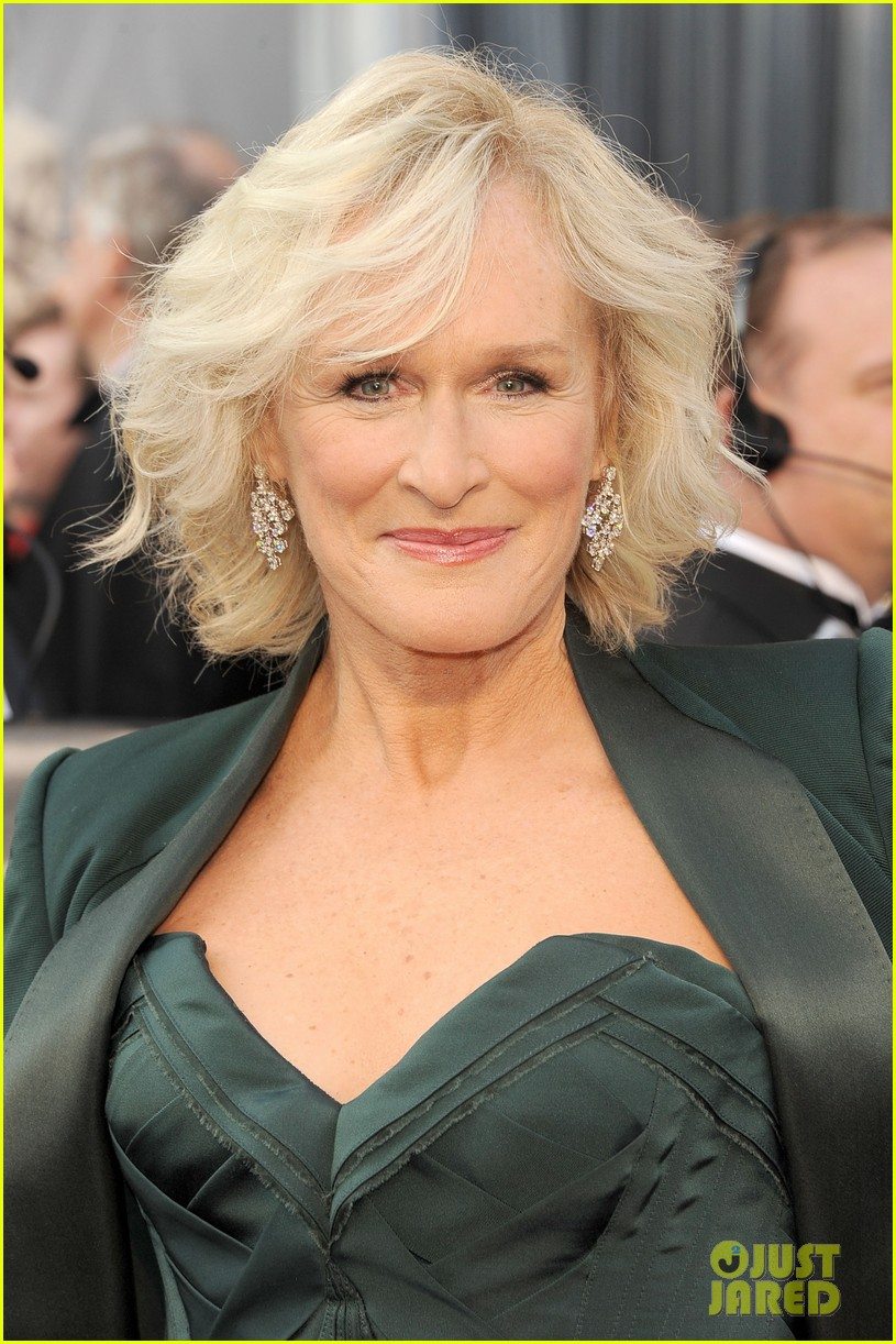 glenn close 2012 oscars 052633471