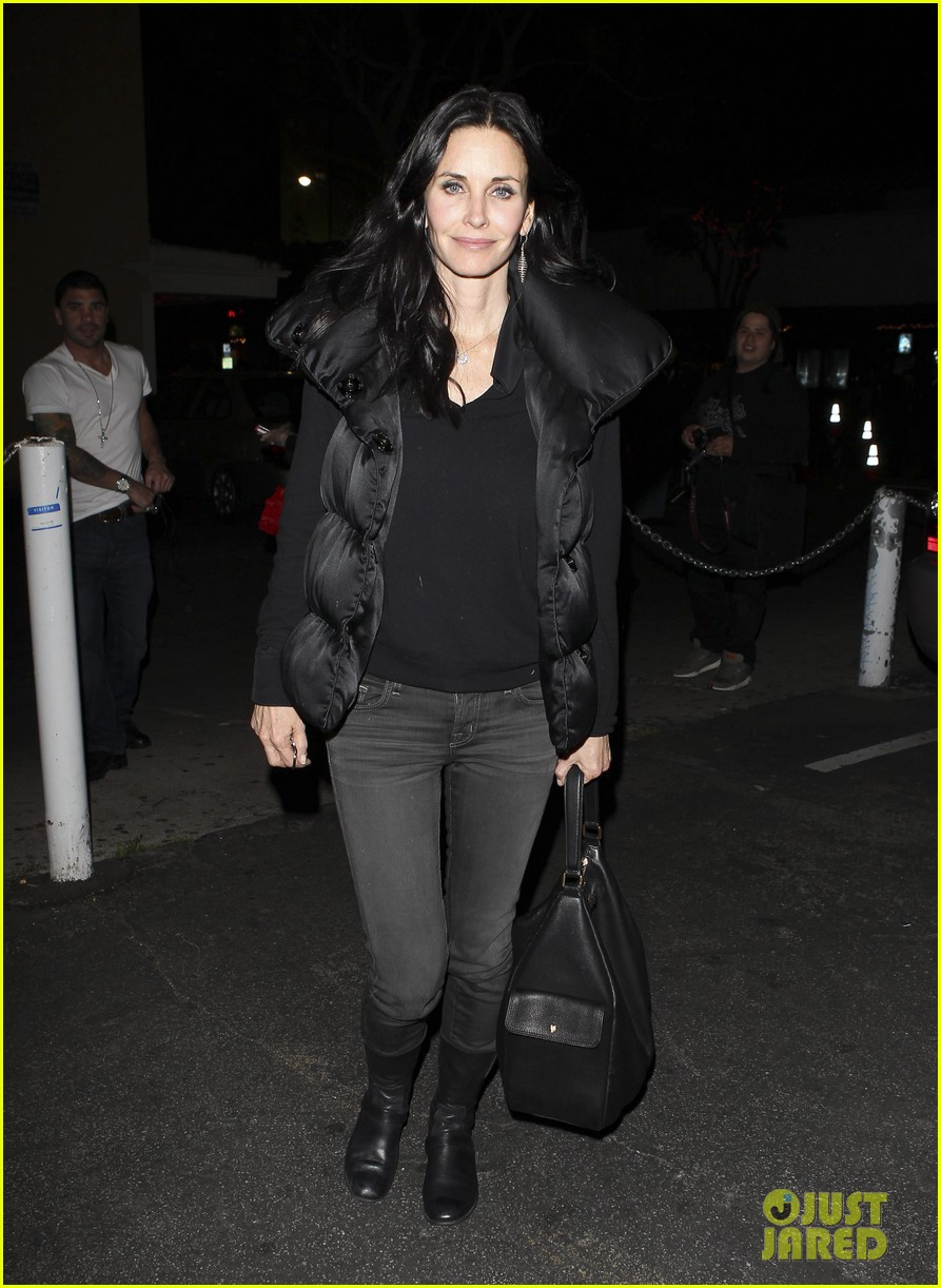 courteney cox dinner 052630007