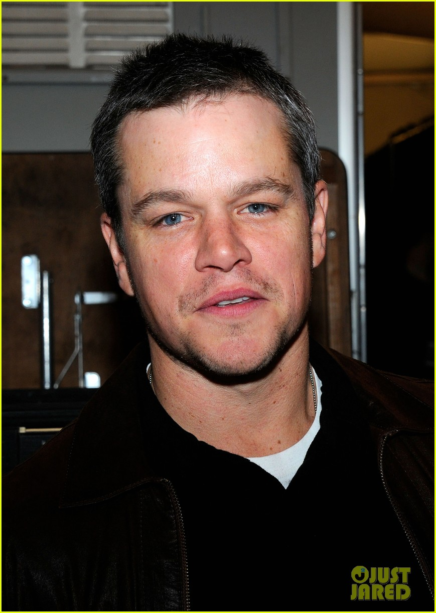 matt damon naeem khan 042629073
