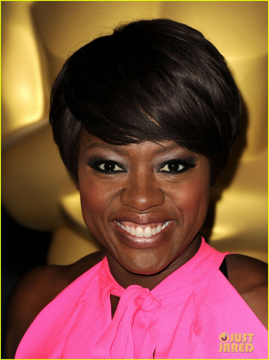 viola davis glenn close oscars luncheon 07