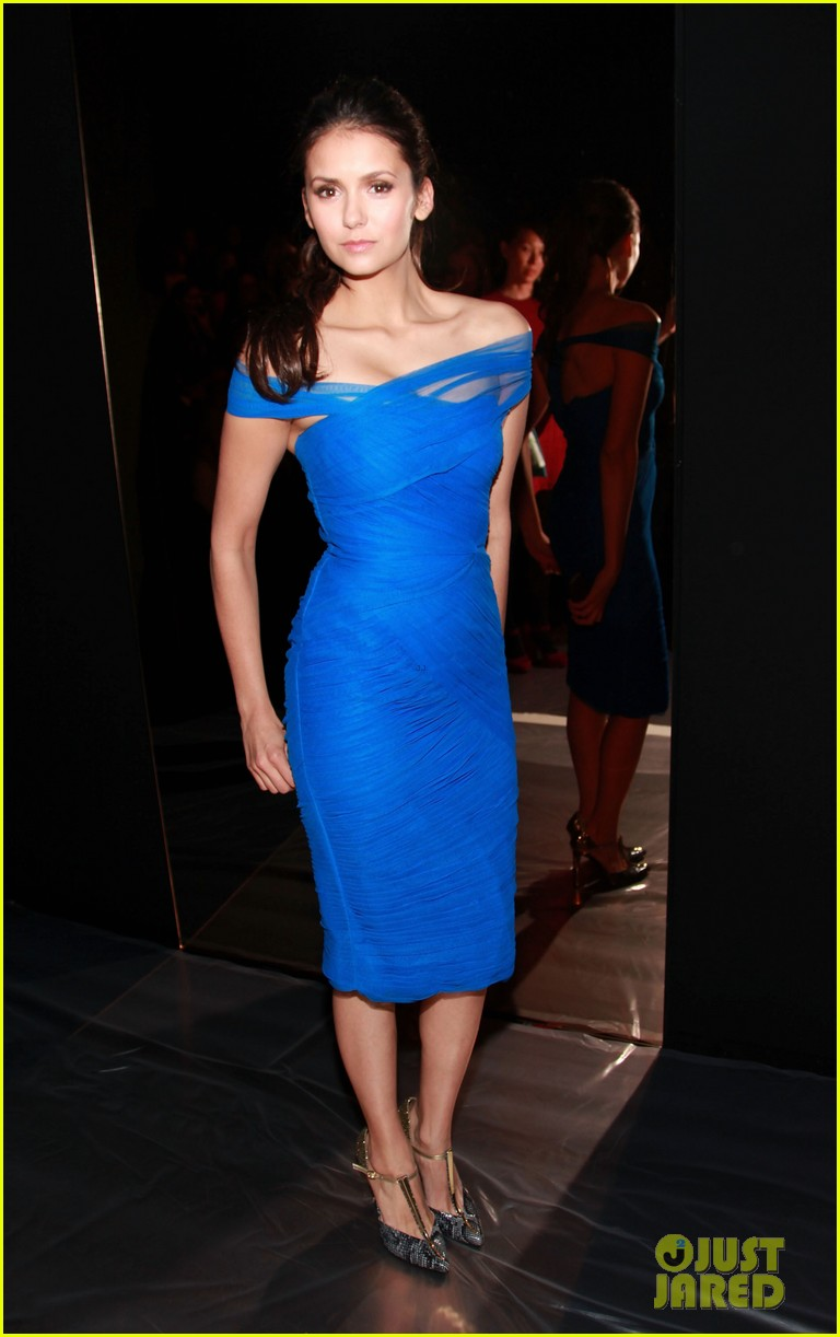 nina dobrev fashion week fierce 012627791