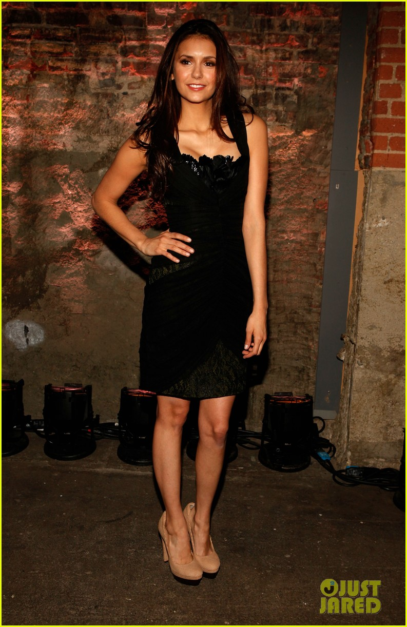 nina dobrev fashion week fierce 042627794