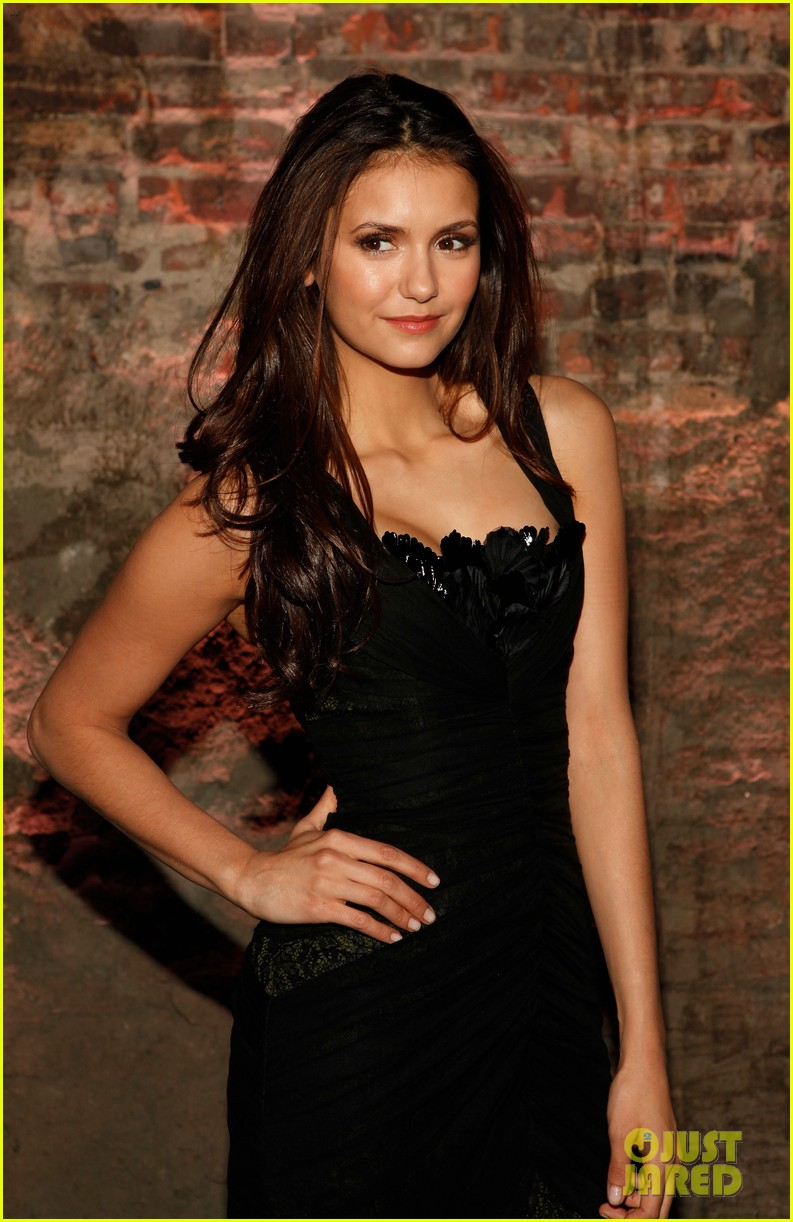 nina dobrev fashion week fierce 12