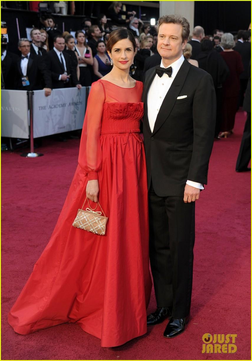 Colin Firth & Livi...