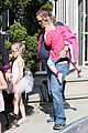 jennifer garner karate ballet with the girls 05